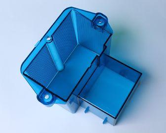 Пластмасса определите/мулти цвета изготовленная на заказ отливая голубую коробку в форму 200кс300мм