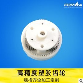 Пластмасса зацепляет выполненную на заказ коробку передач ПОМ уменьшения материальная польза для электроники бытовой техники